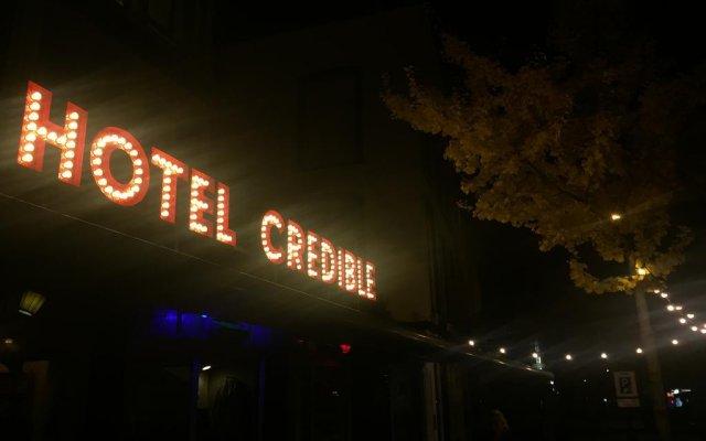 Отель Credible Нидерланды, Неймеген - отзывы, цены и фото номеров - забронировать отель Credible онлайн вид на фасад