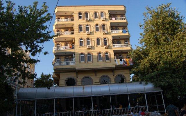 Erdek Hillpark Hotel Мармара вид на фасад