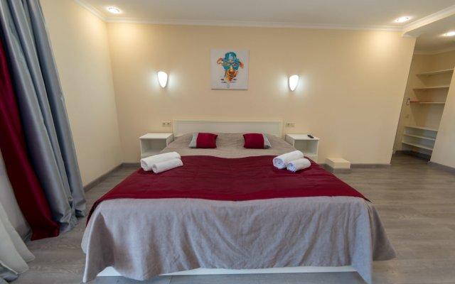 Apart-hotel Five Nests Сочи комната для гостей