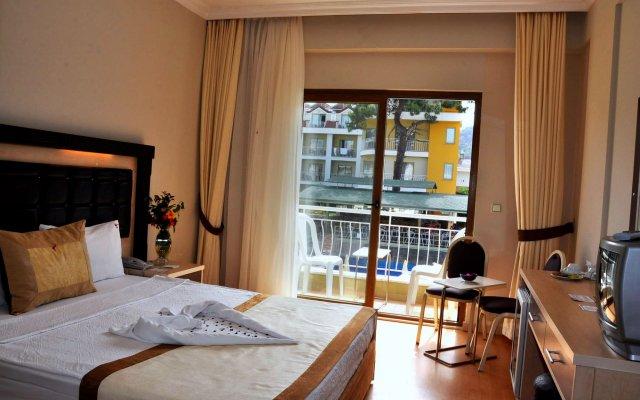 Отель Novia Gelidonya Кемер комната для гостей
