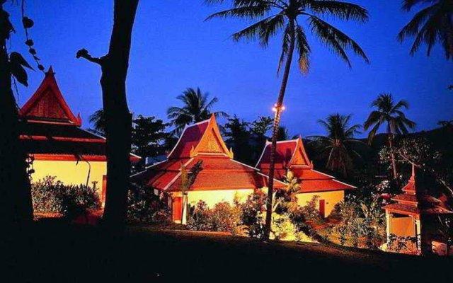 Отель Marina Phuket Resort вид на фасад