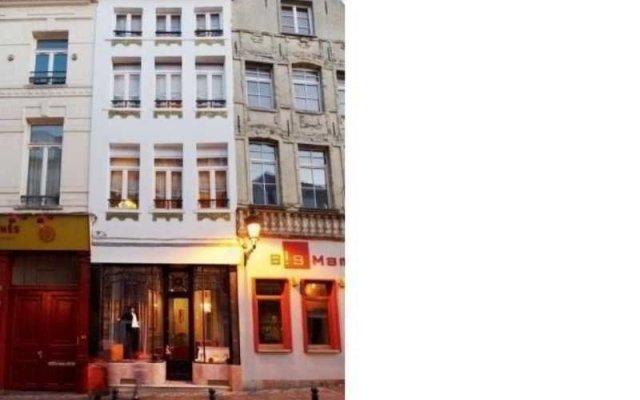 Отель B&B Le Coup De Coeur вид на фасад