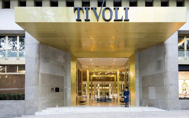 Отель Tivoli Lisboa Hotel Португалия, Лиссабон - 1 отзыв об отеле, цены и фото номеров - забронировать отель Tivoli Lisboa Hotel онлайн вид на фасад