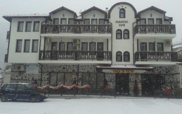 Отель Rodopsko Katche Болгария, Ардино - отзывы, цены и фото номеров - забронировать отель Rodopsko Katche онлайн вид на фасад