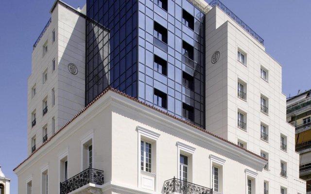 Отель Piraeus Theoxenia Hotel Греция, Пирей - отзывы, цены и фото номеров - забронировать отель Piraeus Theoxenia Hotel онлайн вид на фасад
