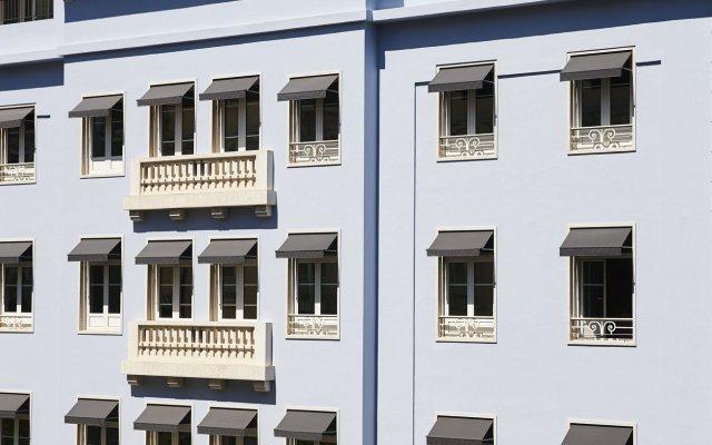 Отель PortoBay Marques вид на фасад
