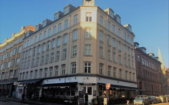 Отель Kapelvej Apartments Дания, Копенгаген - отзывы, цены и фото номеров - забронировать отель Kapelvej Apartments онлайн вид на фасад