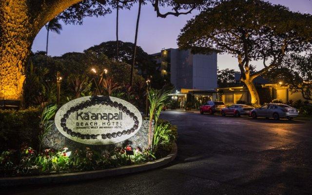 Kaanapali Beach Hotel In Lahaina United States Of America