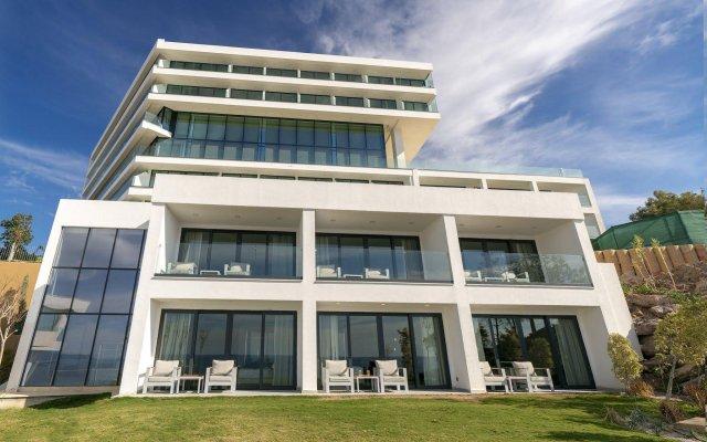 Отель LUX* Bodrum Resort & Residences вид на фасад