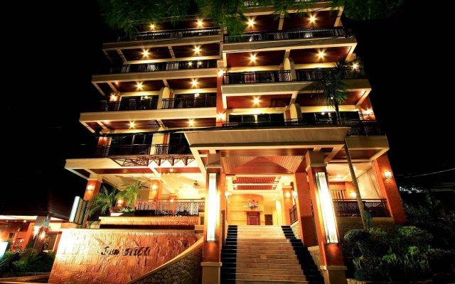 Sun Hill Hotel вид на фасад
