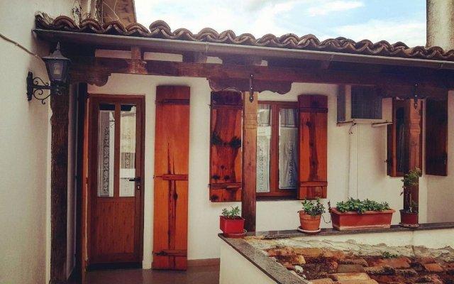 Отель Berati Албания, Берат - отзывы, цены и фото номеров - забронировать отель Berati онлайн вид на фасад