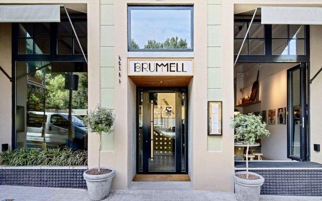 Отель Brummell вид на фасад