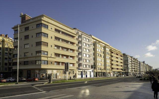 Отель SanSebastianForYou Behera Apartment Испания, Сан-Себастьян - отзывы, цены и фото номеров - забронировать отель SanSebastianForYou Behera Apartment онлайн вид на фасад