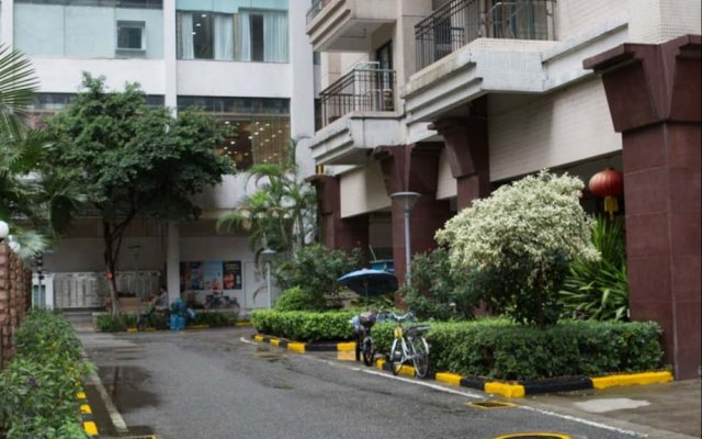 Locals Boutique Apartment Zhongshan Ba Road No.5 Branch
