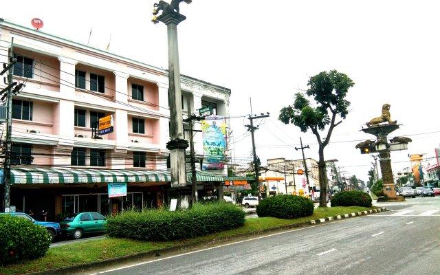 Отель Thepparat Lodge Krabi Таиланд, Краби - отзывы, цены и фото номеров - забронировать отель Thepparat Lodge Krabi онлайн вид на фасад