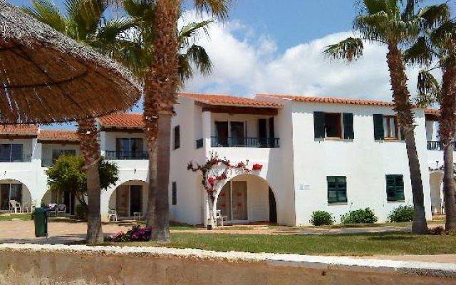 Отель Apartamentos VISTAPICAS вид на фасад