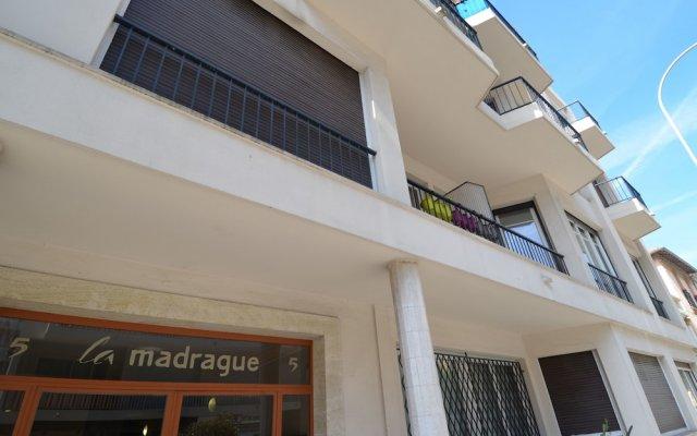 Отель MyNice La Madrague Франция, Ницца - отзывы, цены и фото номеров - забронировать отель MyNice La Madrague онлайн вид на фасад
