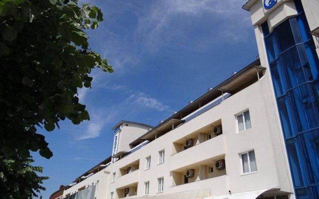 Отель MPM Hotel Royal Central - Halfboard Болгария, Солнечный берег - отзывы, цены и фото номеров - забронировать отель MPM Hotel Royal Central - Halfboard онлайн вид на фасад