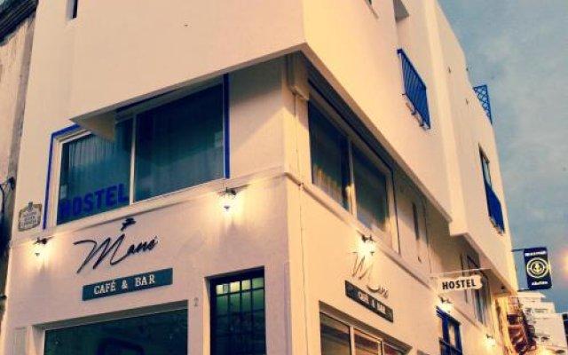 Rich & Poor Hostel Albufeira вид на фасад