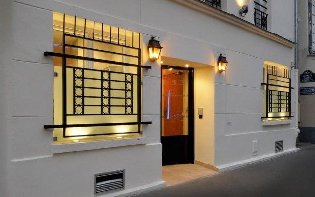 Отель Best Western Le 18 Париж вид на фасад