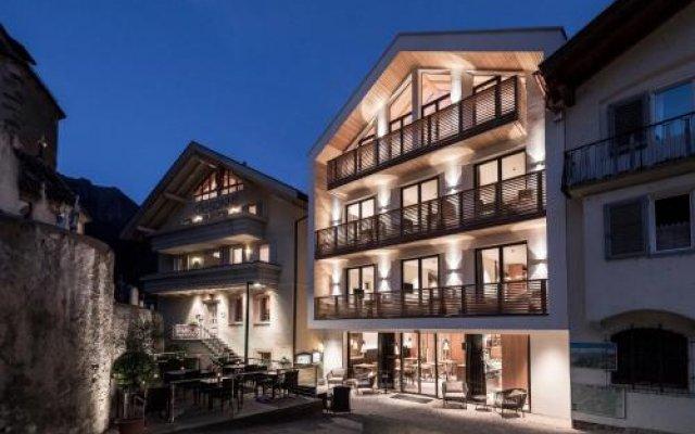 Отель Alpin & Stylehotel Die Sonne Италия, Парчинес - отзывы, цены и фото номеров - забронировать отель Alpin & Stylehotel Die Sonne онлайн вид на фасад