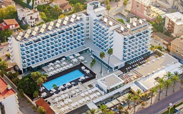 Отель Iberostar Bahía de Palma - Adults Only вид на фасад