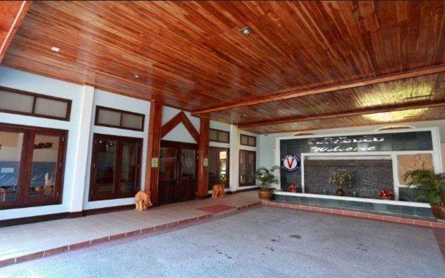 Vansana LuangPrabang Hotel вид на фасад