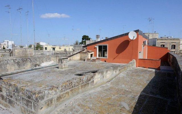 Отель Il Monastero Лечче вид на фасад