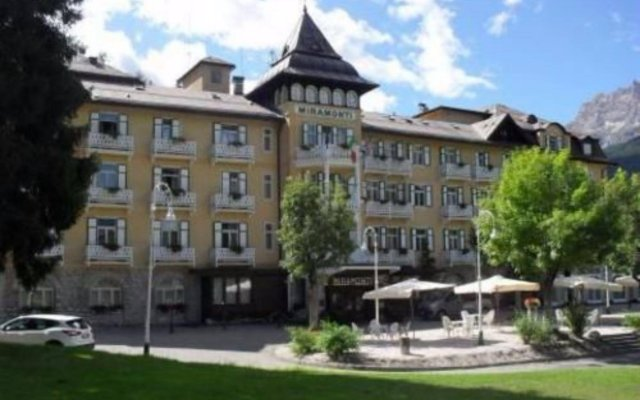 Miramonti Majestic Grand Hotel вид на фасад