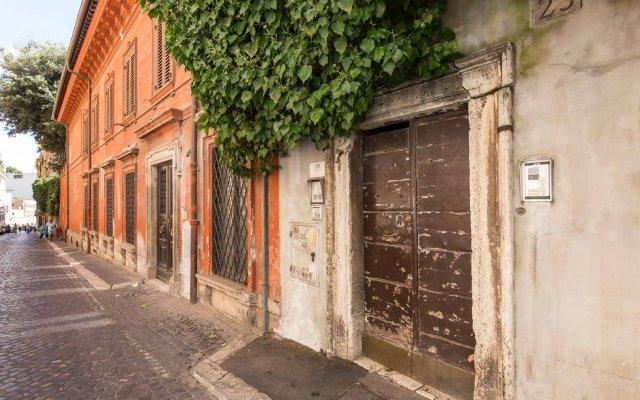 Отель Residenza Domizia Smart Design Италия, Рим - отзывы, цены и фото номеров - забронировать отель Residenza Domizia Smart Design онлайн вид на фасад