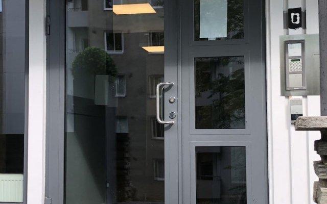 Отель Oslo Budget Apartments - Ullevaal Норвегия, Осло - отзывы, цены и фото номеров - забронировать отель Oslo Budget Apartments - Ullevaal онлайн вид на фасад