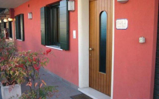 Отель Casa Gaia вид на фасад