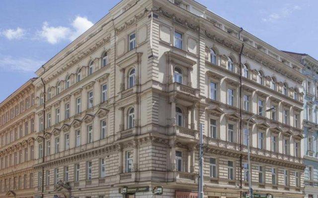 Отель City Partner Hotel Atos Чехия, Прага - - забронировать отель City Partner Hotel Atos, цены и фото номеров вид на фасад