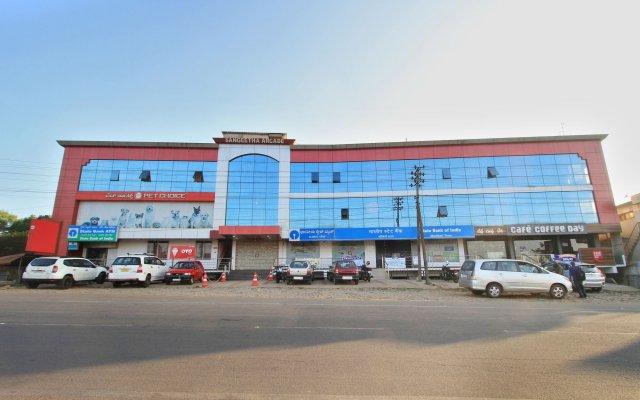 Отель OYO Rooms Opp KSRTC Depot Madikeri Coorg вид на фасад