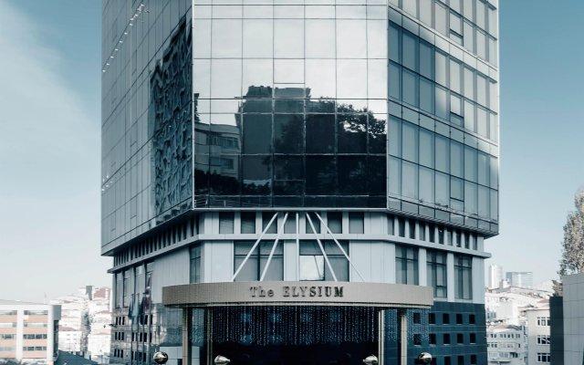 The Elysium Istanbul Турция, Стамбул - 1 отзыв об отеле, цены и фото номеров - забронировать отель The Elysium Istanbul онлайн вид на фасад