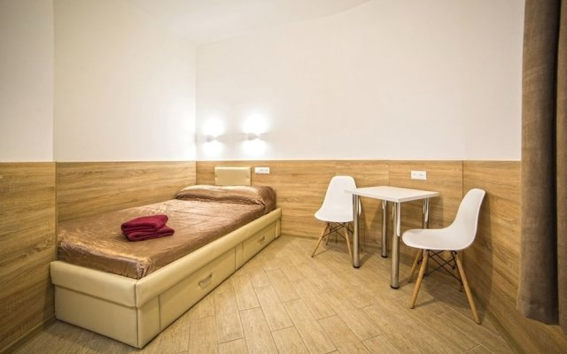 Апартаменты Smart Apartment Chornovola 21b комната для гостей