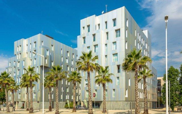Отель UD Rambla Suites & Pool 25 (1BR) Испания, Барселона - отзывы, цены и фото номеров - забронировать отель UD Rambla Suites & Pool 25 (1BR) онлайн