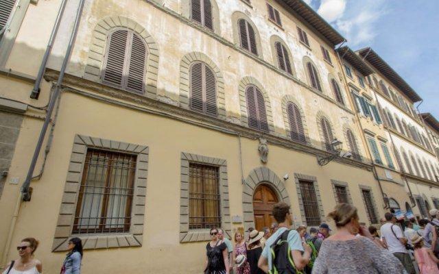 Отель L'Accademia Италия, Флоренция - отзывы, цены и фото номеров - забронировать отель L'Accademia онлайн вид на фасад