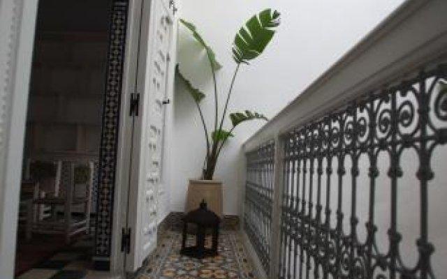 Отель Riad Senso Марокко, Рабат - отзывы, цены и фото номеров - забронировать отель Riad Senso онлайн вид на фасад