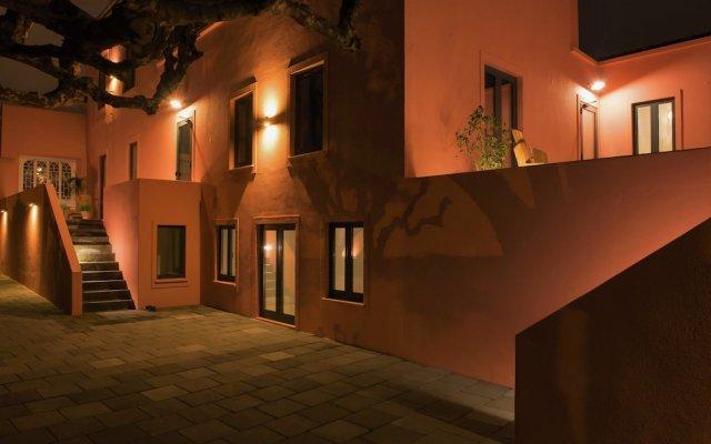 Отель Herdade do Ananás Португалия, Понта-Делгада - отзывы, цены и фото номеров - забронировать отель Herdade do Ananás онлайн вид на фасад