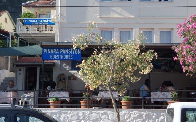 Pinara Pension & Guesthouse Турция, Фетхие - отзывы, цены и фото номеров - забронировать отель Pinara Pension & Guesthouse онлайн вид на фасад