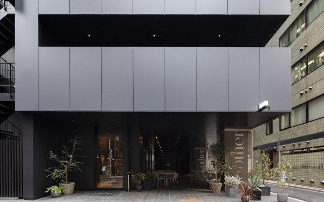 Отель another TOKYO вид на фасад