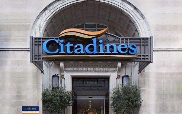 Отель Citadines Apart'hotel Holborn-Covent Garden London Великобритания, Лондон - отзывы, цены и фото номеров - забронировать отель Citadines Apart'hotel Holborn-Covent Garden London онлайн вид на фасад