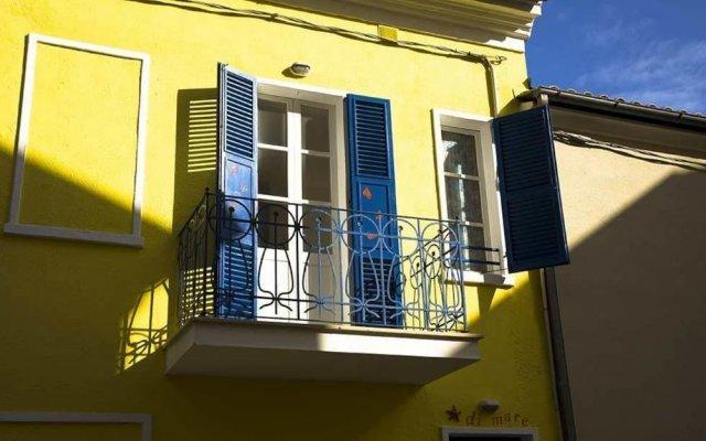 Отель Casa Stella di Mare Потенца-Пичена вид на фасад