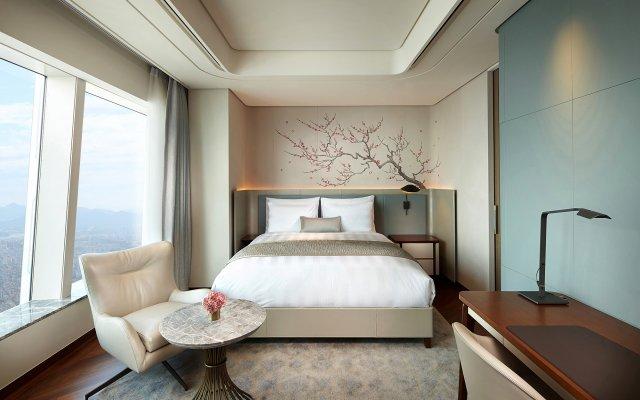 Отель Signiel Seoul Сеул комната для гостей