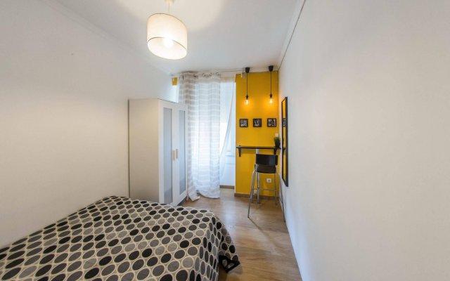 Отель Happy Reception Boutique Hostel Chiado Португалия, Лиссабон - отзывы, цены и фото номеров - забронировать отель Happy Reception Boutique Hostel Chiado онлайн комната для гостей