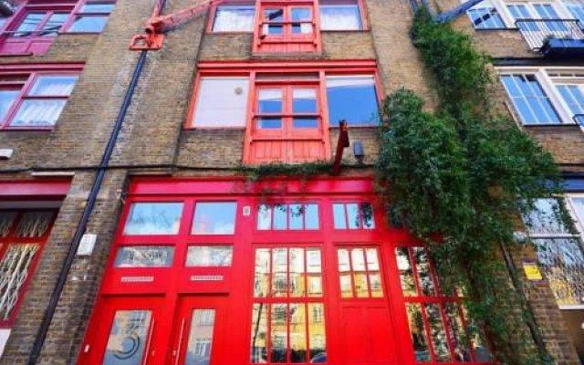 Отель The Framerys вид на фасад