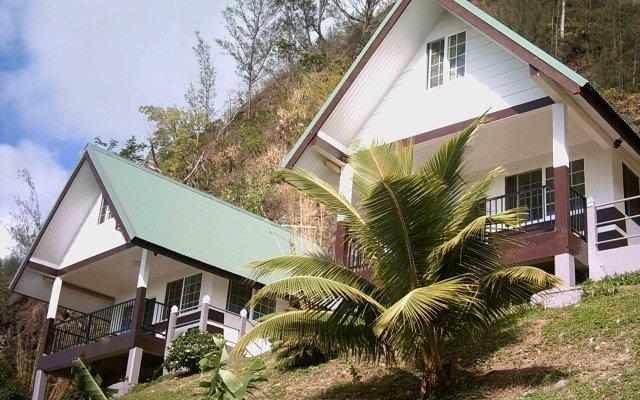 Отель Tapu Lodge вид на фасад