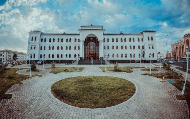 BEK Samarkand Hotel вид на фасад