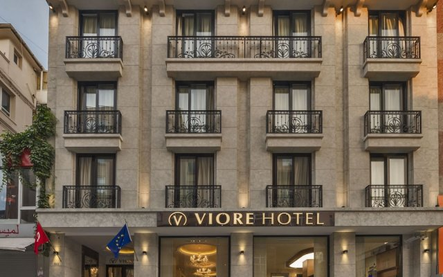 Viore Hotel Istanbul вид на фасад